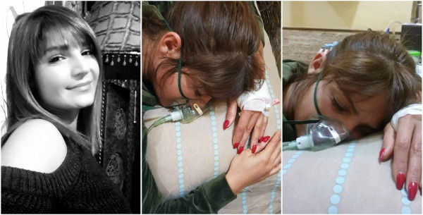فنانة سورية تتعرض لحادث سير مروع في دمشق