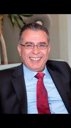 الدكتور موفق العموش  .. مبارك