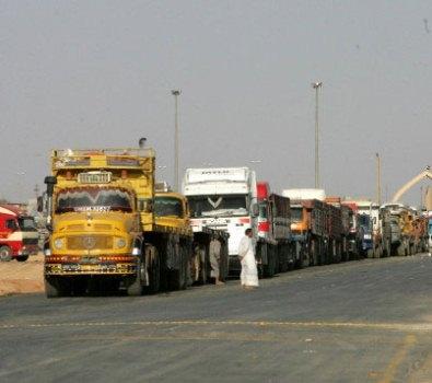 الصادرات الاردنية تدخل الاسواق العراقية