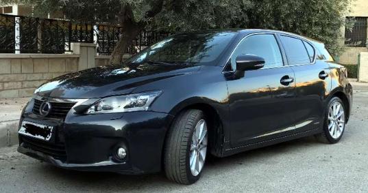 Lexus CT200 2011