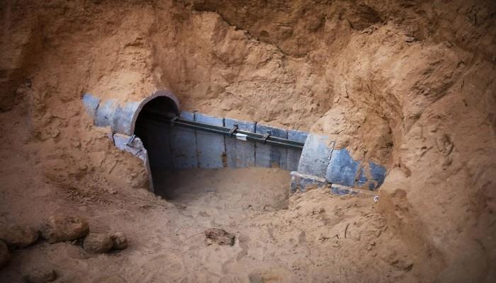 إنتشال جثامين 3 مواطنين من داخل نفق جنوب قطاع غزة