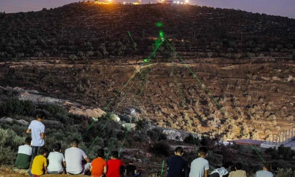 استشهاد فلسطيني برصاص الاحتلال الإسرائيلي في الضفة الغربية- صور
