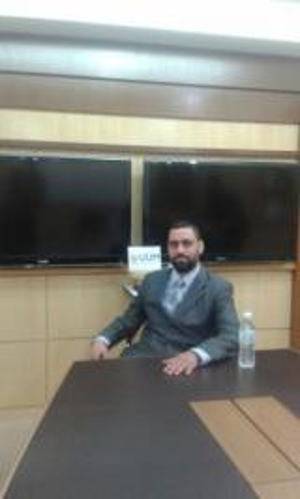 مبارك الدكتوراه لـ خليل الداود