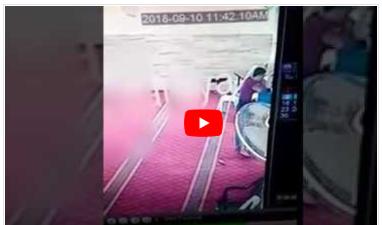 بعد نشر سرايا: القبض على شخص قام بسرقة صندوق التبرعات من احد المساجد في الرمثا