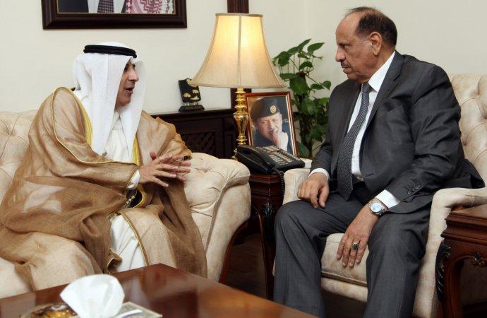 """وزير الداخلية """"حماد"""" : العلاقات الاردنية الكويتية نموذجا فريدا في ثنائية العمل العربي المشترك"""