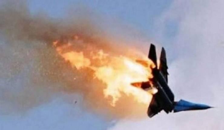 لماذا لم يقفز الطيار السوري من طائرته المصابة؟
