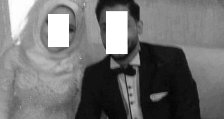 وفاة العروسان أحمد و ندى  ليلة زفافهما بنهاية مأساوية