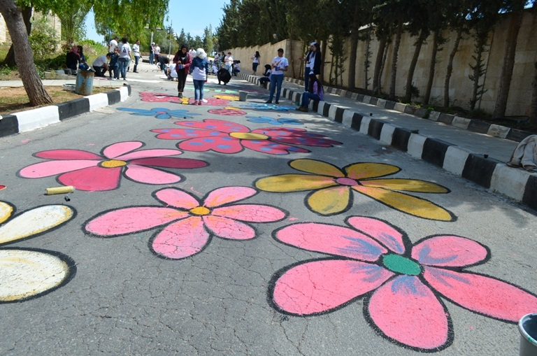 عمان الأهلية تحتفل بأجمل جامعة خاصة