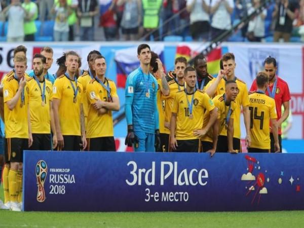 شاهد: البلجيك يقهرون الإنجليز مُجددًا ويحرزون برونزية كأس العالم