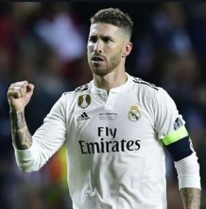 راموس ينضم الى نجوم ريال مدريد