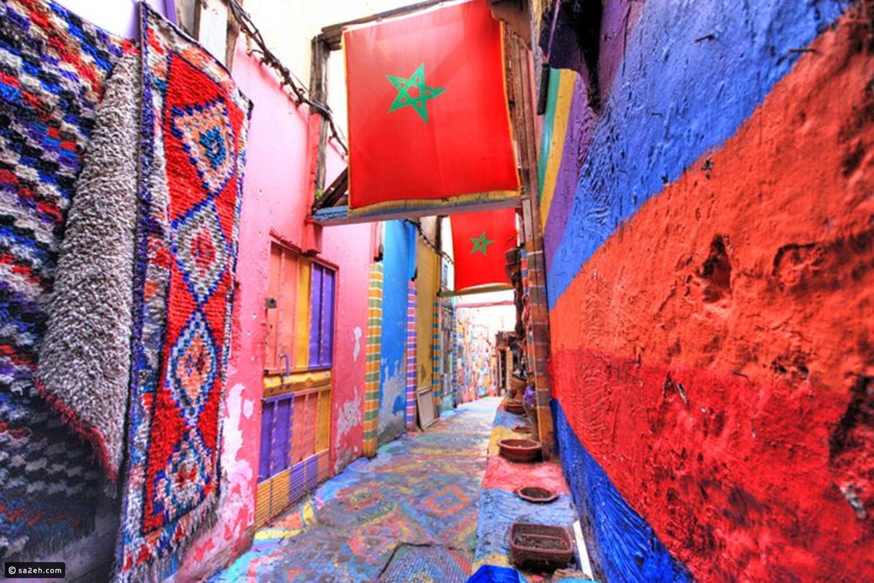 السياحة في فاس: جنة الحرف اليدوية المغربية