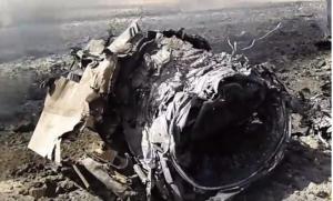 داعش يعلن أسر طيار سوري بعد تحطم طائرته
