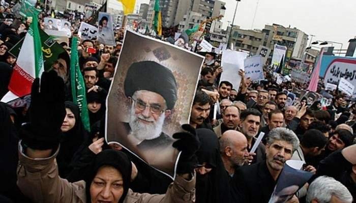 مقتل 3 من عناصر استخبارات في بيران شهر الايرانية بمواجهات مع محتجين