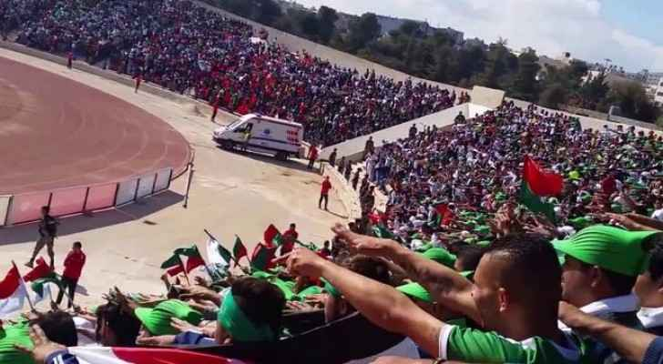 ستاد عمان مناصفة بين جماهير الوحدات والجزيرة