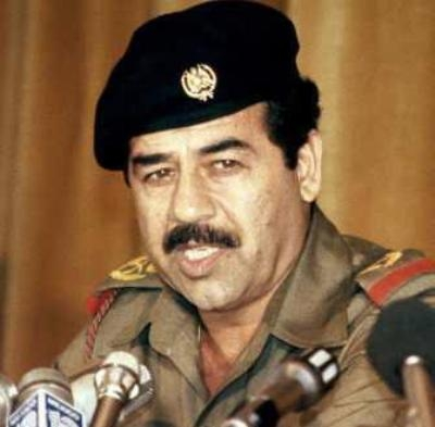 اليوم ذكرى ميلاد صدام حسين