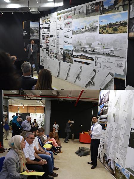 """جامعة البترا تحصد نصيب الاسد عربيا بمسابقة: """"التميز في التصميم المعماري"""""""