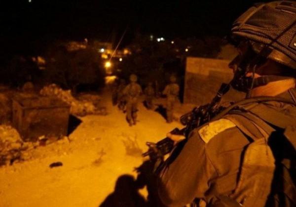 الاحتلال يعتقل 4 شبان في الضفة ..  ومواجهات في قلقيلية