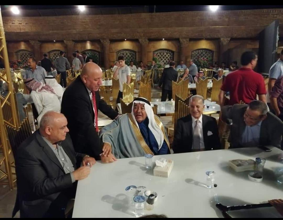 بالصور  .. حفل زفاف النقيب محمود نجل الباشا الدكتور فريد الشرع