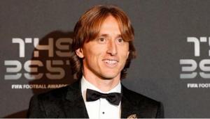 رسمياً  ..  مودريتش يفوز بجائزة الفيفا لأفضل لاعب في العالم
