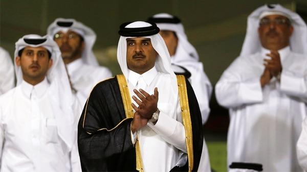 أمير قطر الجديد يلقي كلمة اليوم ..  ويشكّل حكومة