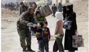 اتفاق جديد لإجلاء 7 آلاف شخص من الغوطة الشرقية