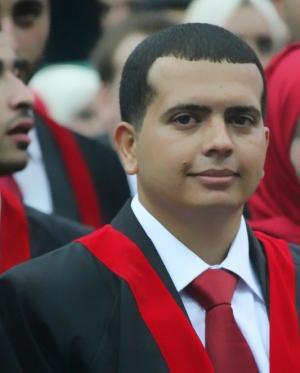 تهنئة لأنس أبو جابر الزيود