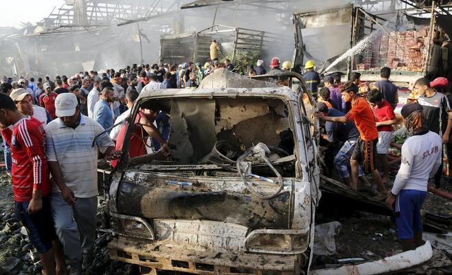 6 قتلى في هجوم انتحاري شمال شرق بغداد