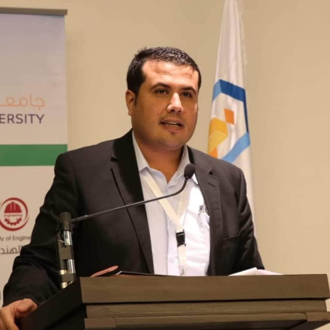 الدكتور الحارث الحلالمة .. مبارك المنصب الجديد