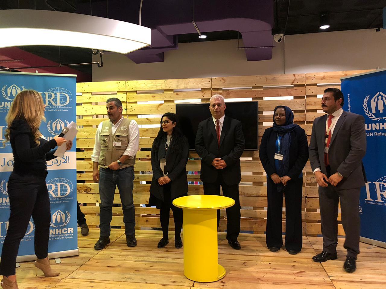 """بالصور ..  بشراكة استراتيجية من زين منظمة الإغاثة والتنمية الدولية في الأردن ومفوضية شؤون اللاجئين UNCHR تختتمان النسخة الثالثة من برنامج """"مبادرون"""""""