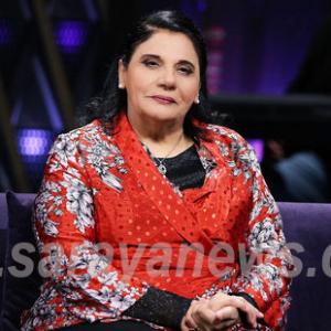 بالصور .. الفنانة الخليجية أسمهان توفيق تكشف لسرايا عن دورها في مسلسل الديرفة