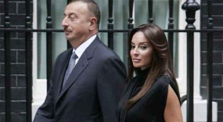 رئيس أذربيجان يعّين زوجته نائبا له