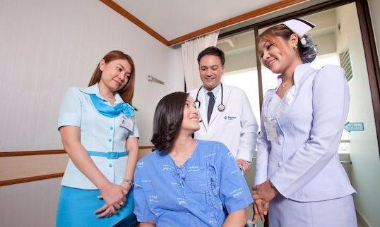 تايلند وجهة عالمية للاهتمام بالصحة والعافية