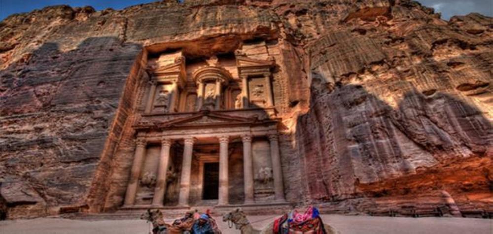 سياح اجانب : الأردن بيئة سياحية آمنة وجاذبة