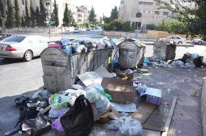 (64) ألف طن نفايات في عمان منذ بداية رمضان