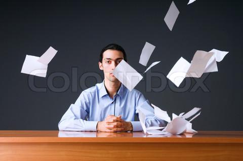 كيف طارت ورقة الاختبار؟!