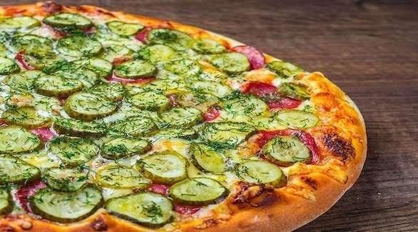 بيتزا بالمخلل ..  جديد عالم الطهي