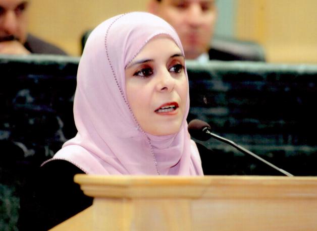 النائب ريم ابو دلبوح لسرايا : قانون الحماية من العنف الأسري منسجما مع قانون العقوبات