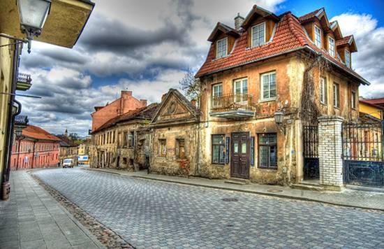 بالصور  ..  افضل اماكن سياحية في ليتوانيا