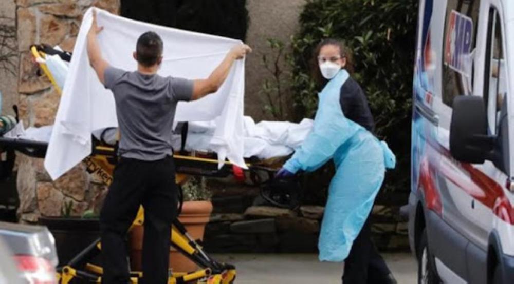أمريكا تسجل 1051 وفاة و61 ألف إصابة جديدة بكورونا