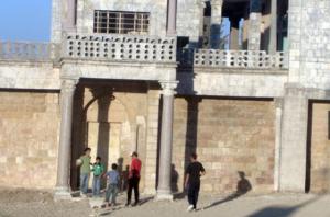 """ترميم قصر الباشا """"في سوف"""" بعد 30 عاما من الإهمال"""