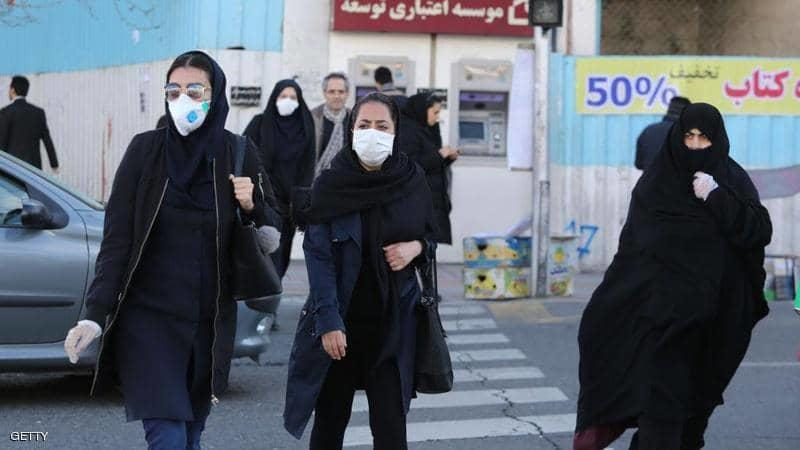 وفيات كورونا بإيران تتخطى الـ 10 الاف