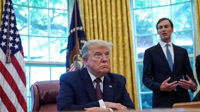 ترامب وكوشنير يكثفان الاتصالات مع حلفائهما في الكونغرس لمنع عملية العزل