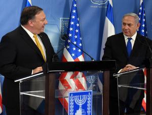 وزير الخارجية الأمريكي: صفقة القرن ستمنح الفلسطينيين مستقبلاً أفضل