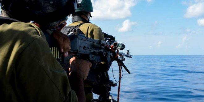 إصابة صيادين اثنين برصاص الاحتلال ببحر خانيونس