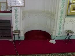 الكرك : مسجد القصر بلا امام