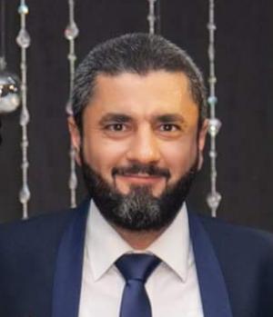يحيى الدعمي يهنئ الأخ أحمد القطامي بمناسبه ترفيعه  ..  مبارك