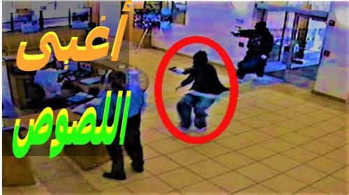 بالفيديو .. أغبى 10 لصوص في العالم من بينهم عربي مضحك جدا