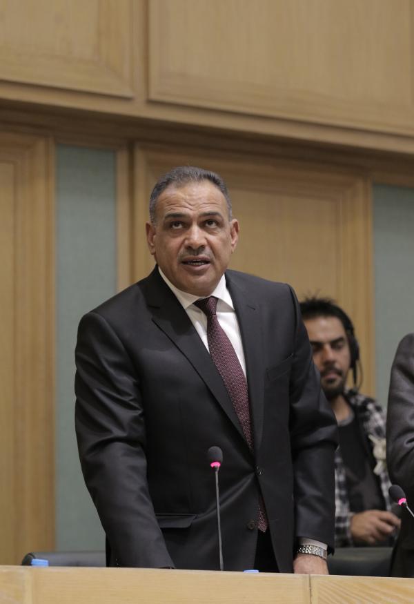 الطراونة: الامن  استطاع كشف خيوط مؤامرة استخباراتية عربية في الاردن