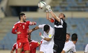 المنتخب الاردني يتعادل سلبياً مع البحرين