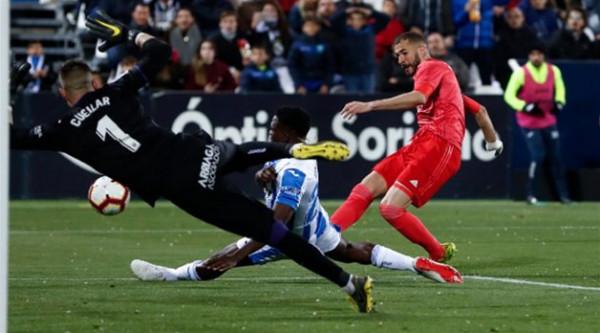ريال مدريد يتعثر في ليجانيس ويفشل في تشديد الخناق على أتلتيكو